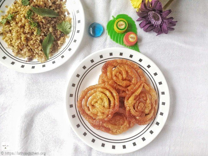 Whole Wheat Jalebi,Jalebi,Indian,Diwali,Dessert,Whole Wheat,Besan,Sweets