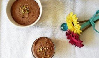 Vegan Chocolate Pudding,sweet potato pudding,pudding,dessert,easy,valentines day,vegan,chocolate,