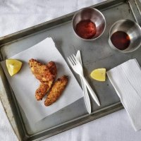 Easy Air Fried Chicken Breasts Recipe