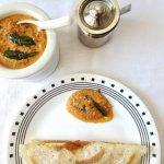 Coriander Seeds Chutney,Restaurant style coriander chutney,indian,accompaniments,breakfast,side dish for idli ,chutney,coriander dip