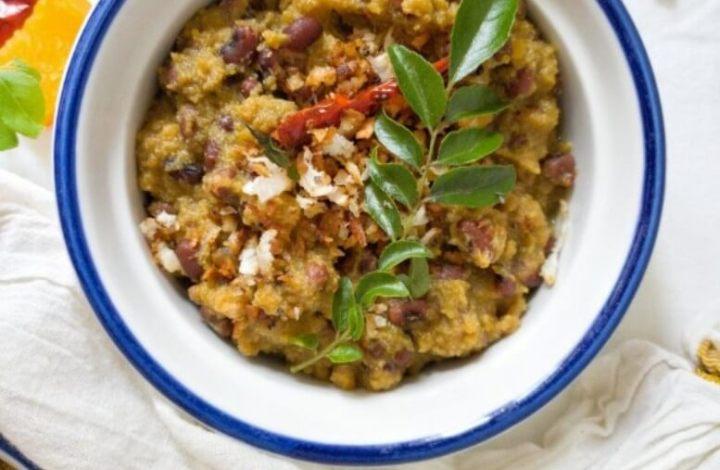 Mathanga Erissery, Instant Pot Mathanga Erissery, Vishu recipe, Erissery recipe, Erissery in Instant Pot