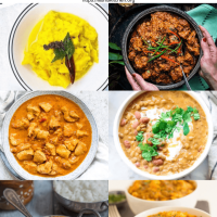 Best Indian Curry - Vegetarian,Vegan and Non vegetarian