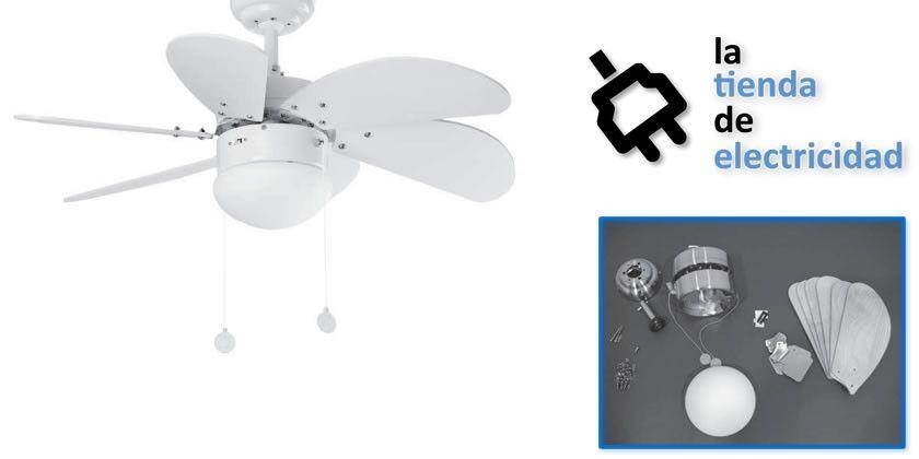 Consejos para instalar un ventilador de techo | LightingSpain