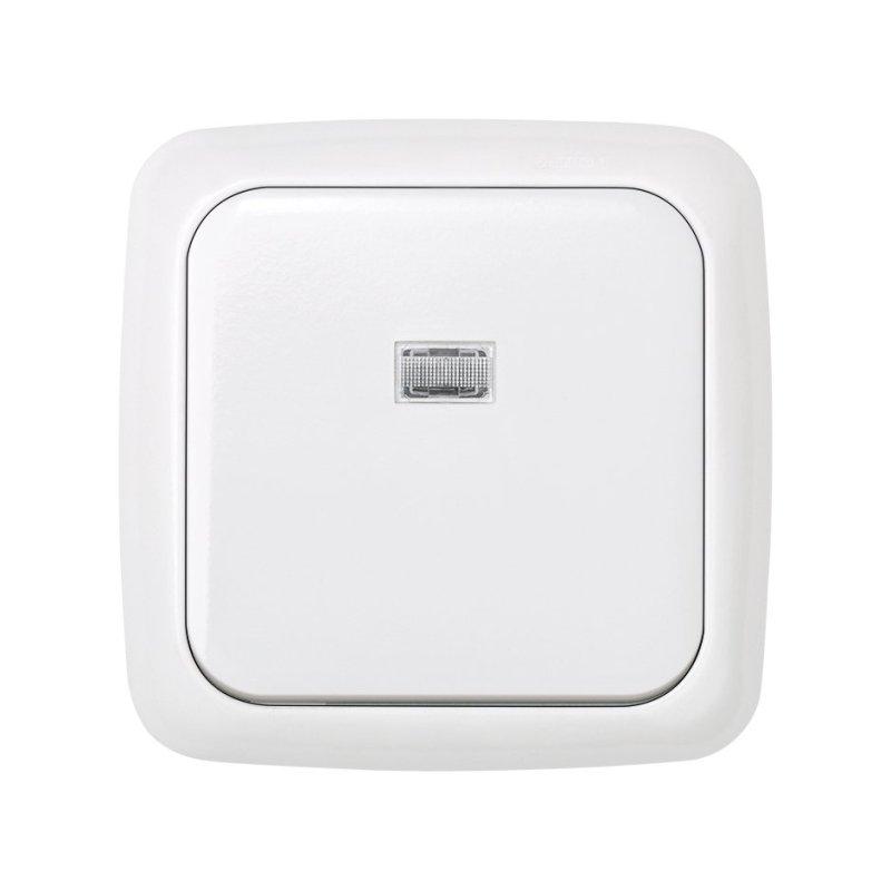 Interruptor con luminoso Simon 31