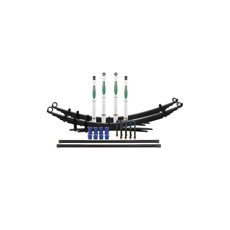 kit suspension ironman 4x4