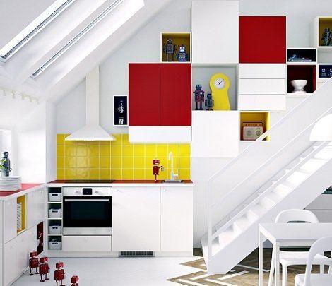Planificador de cocinas de Ikea en 3D