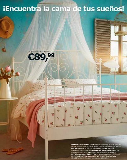 Dormitorios juveniles de Ikea 20152016