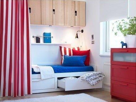 Divn IKEA la solucin para espacios pequeos