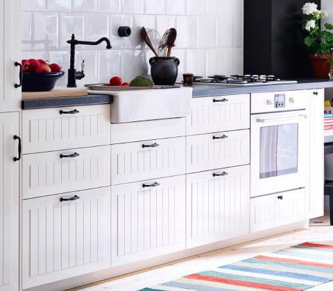 Pomos y tiradores Ikea para armarios y puertas 2015