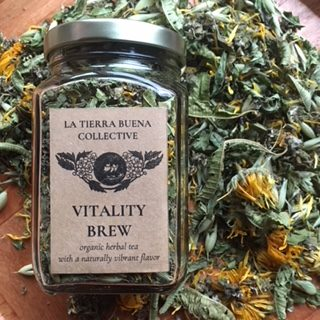 Vitality Brew | Herbal Tea