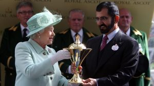 Queen shuns Dubai ruler Sheikh Mohammed who kidnapped daughters