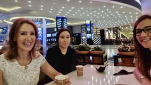New photo shows missing Dubai princess with friends
