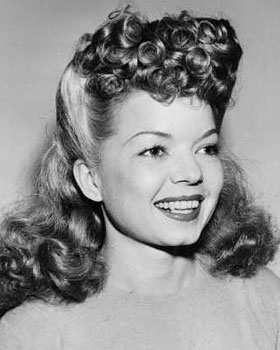 Frances Langford  Hollywood Star Walk  Los Angeles Times