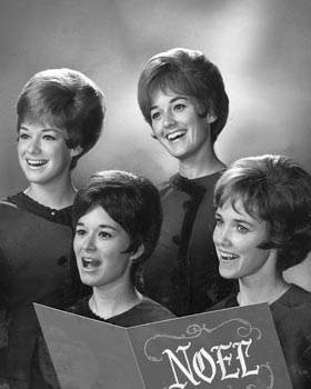 Image result for the lennon sisters