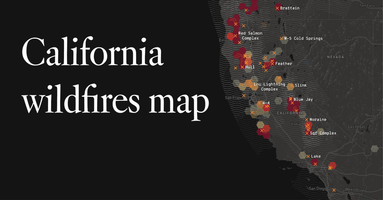 Kevin bonsor in just seconds, a spark or even the sun's heat alone. 2021 California Fire Map Los Angeles Times