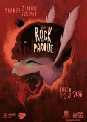 afiche rock al parque 2016