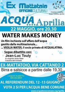 water-makes-money