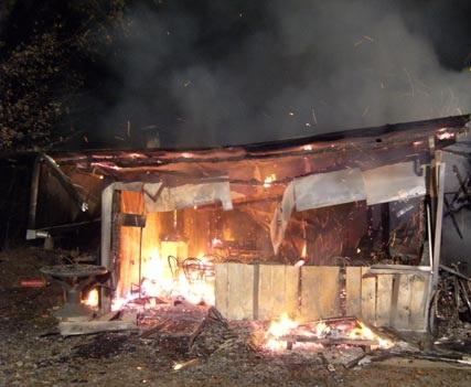 Baracca-in-fiamme
