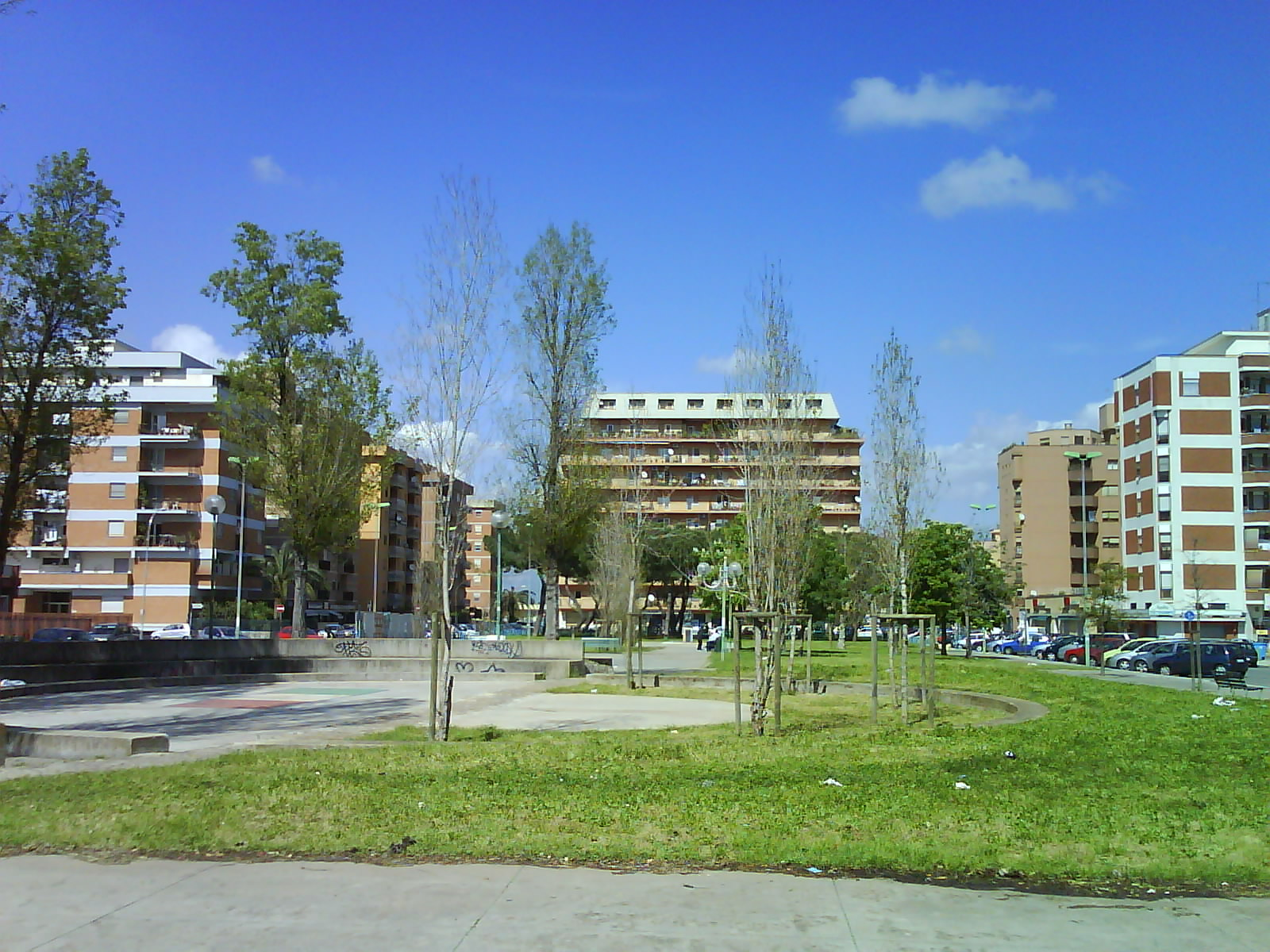piazzaAldoMoroLatina