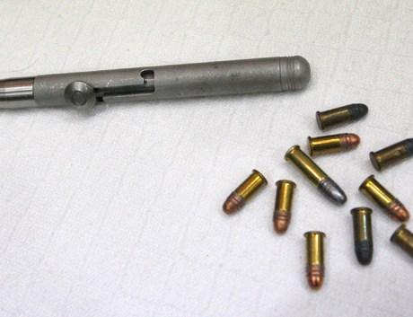 penna pistola