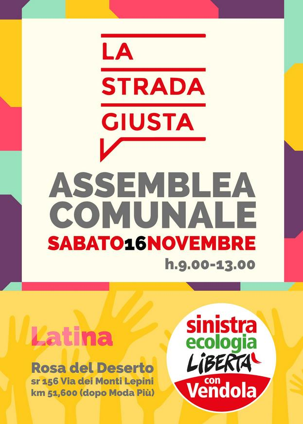 assemblea-sel-latina-24ore