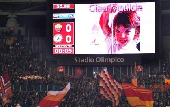ciao-matilde-stadio-olimpico-roma