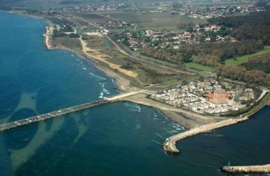 mare-lido-latina-foto-aerea-5