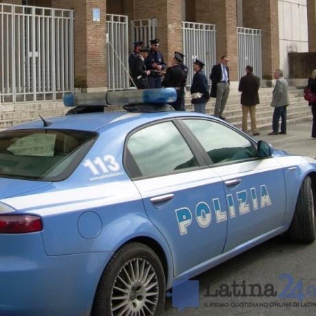 polizia-tribunale-latina