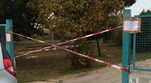 cancello-scuola-rodari-sequestro-latina24ore