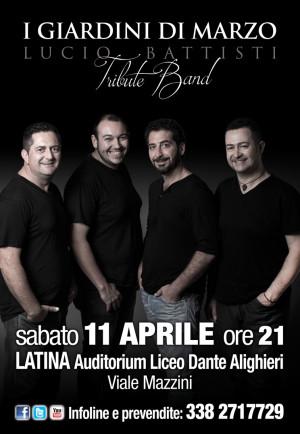 Giardini Marzo Band LOC def