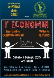 Economia-passepartout-locandina