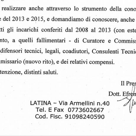 incarichi-commercialisti-latina-lettera