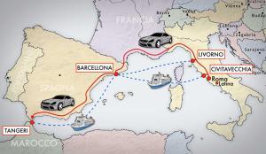 operazione-laundering-auto-lusso-aprilia-arresti-mappa
