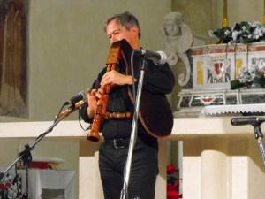 esibizione cornamusa francese