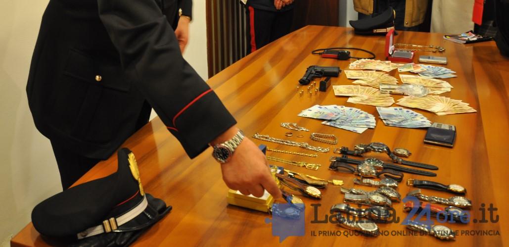 carabinieri-latina-sequestro-droga-soldi-3