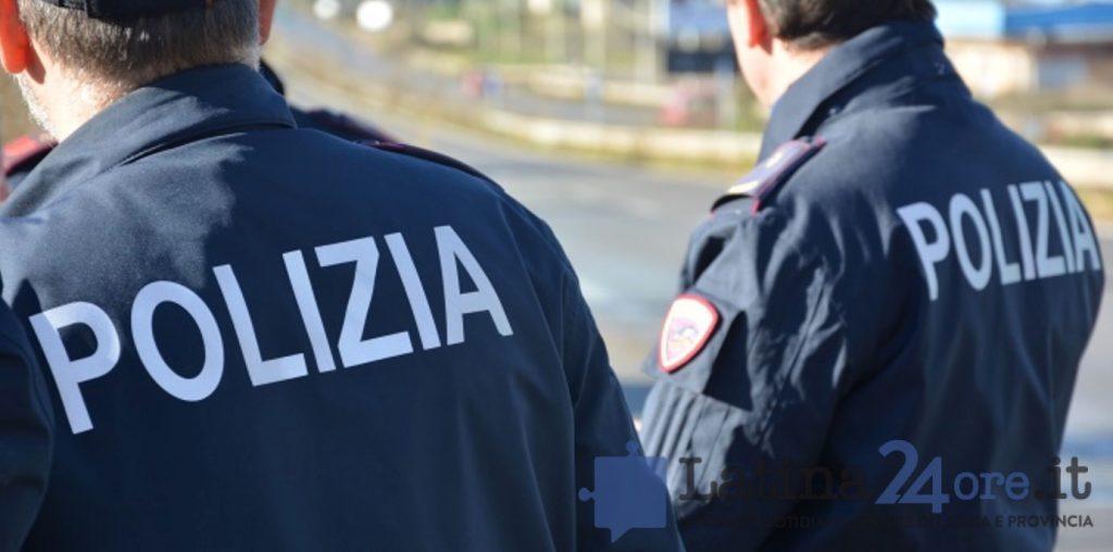 polizia-latina-agenti
