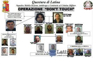 arrestati-latina-operazione-donttouch
