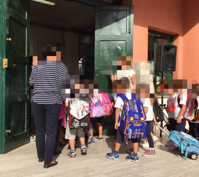 bambini-alunni-scuola-piazza-dante-latina