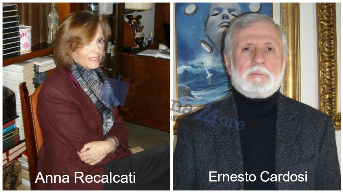anna-recalcati-ernesto-cardosi-latina24ore