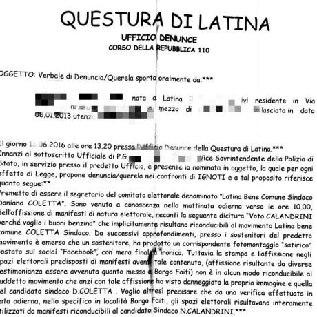 denuncia-coletta-calandrini-manifesti-px