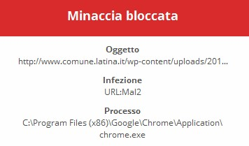 virus-sito-web-comune-latina