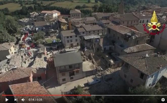 vigili-fuoco-drone-terremoto