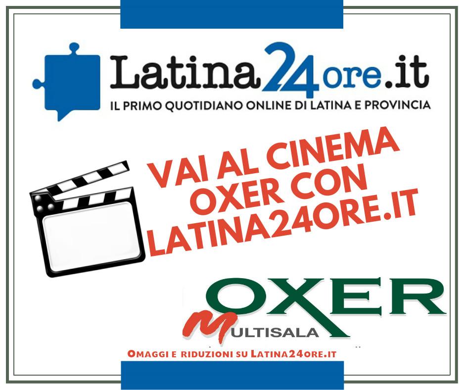 latina24ore-cinema-oxer-banner