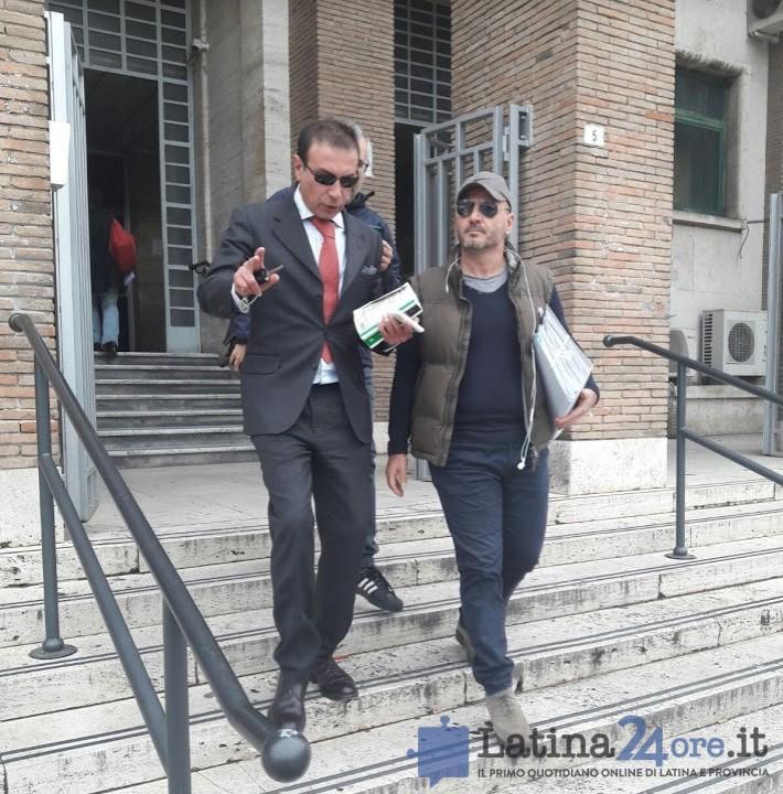 pm-giuseppe-miliano-stefano-giulivo-latina-tribunale