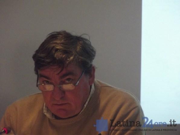 Roberto Lessio, assessore all Ambiente