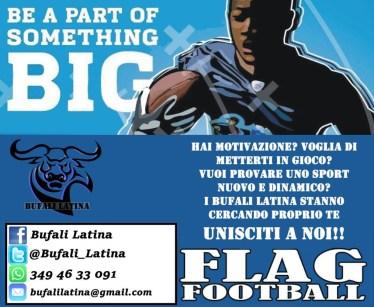 bufali-latina-football