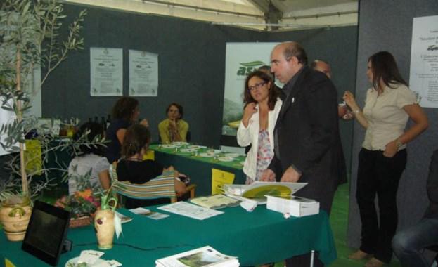 Salone dell'Olio e delle Olive della Provincia di Latina