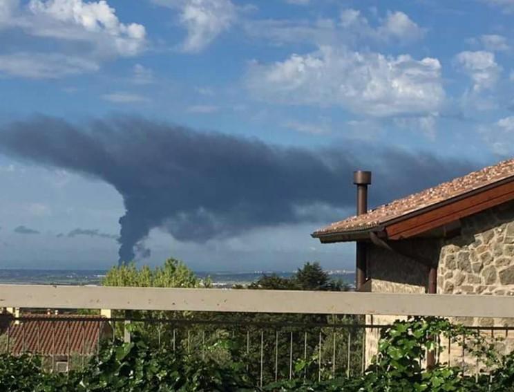 nube-tossica-pomezia-castelli-romani