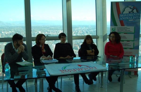 Domenico Maria Bisiani, Angelina Santoro, Maria Luigia Ferdinandi, Maria Belli, Daniela Ronconi