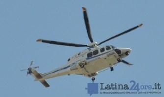 elicottero-polizia-latina